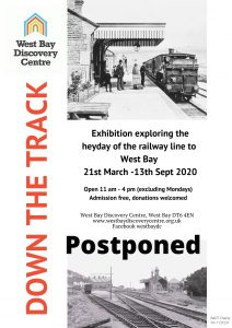 Exhibition -Down the Track